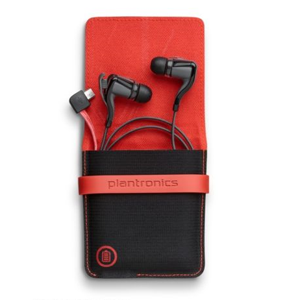 BackBeat Go 2 Stereo Bluetooth Headset with Charging Case – Black